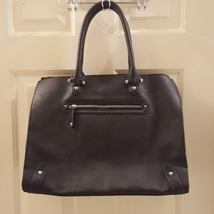 Black JustFab Purse